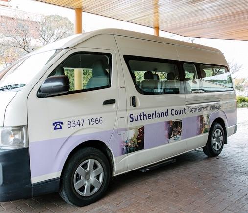 Convenience  Retirement facility Adelaide SA