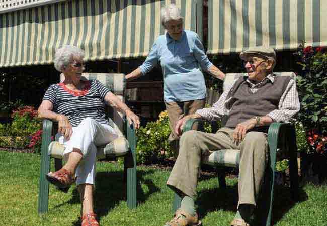 Retirement Living facility