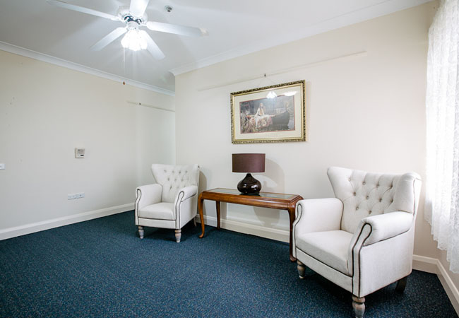 Flexi Suite Living Area