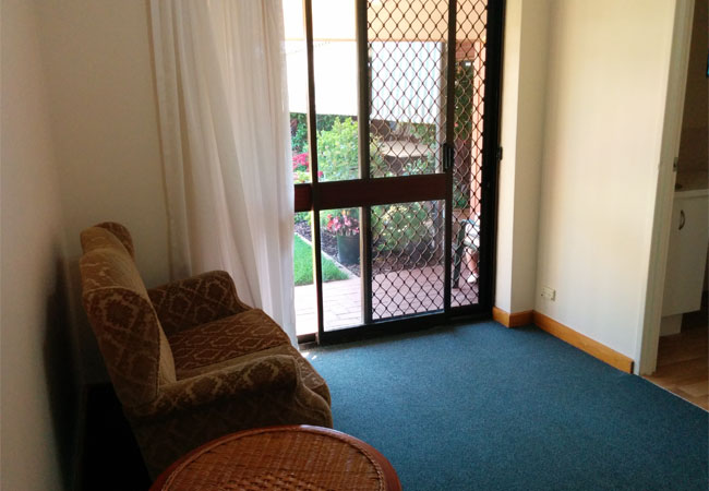 Ground Floor Flexi Suite